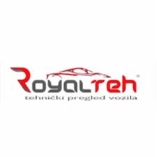 Logo partnerski tehnički pregled ROYALTEH