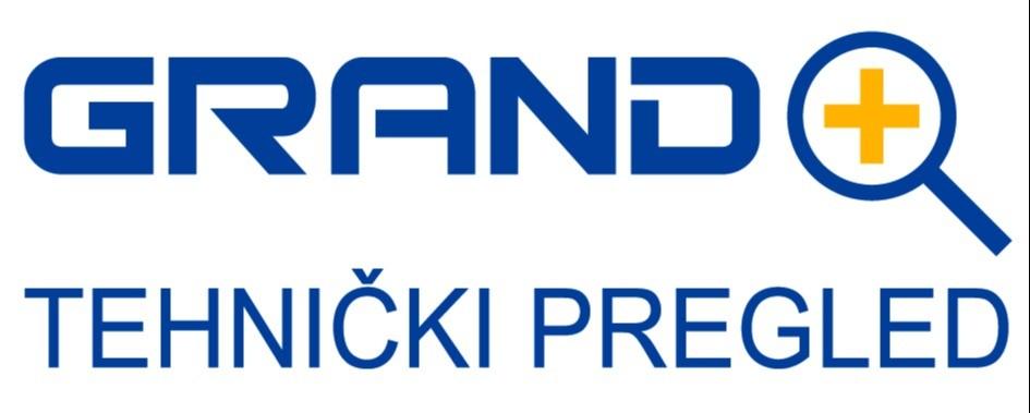 Logo partnerski tehnički pregled TEHNIČKI PREGLED GRAND PLUS